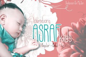 Asraf Kids Family