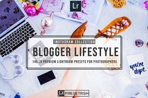 Blogger Lifestyle Lightroom Presets