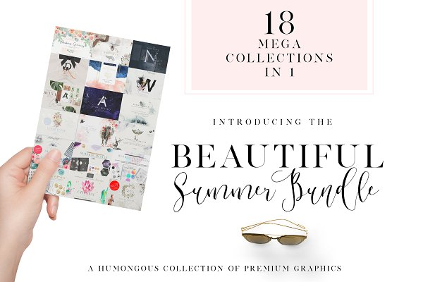 The Beautiful SUMMER Bundle