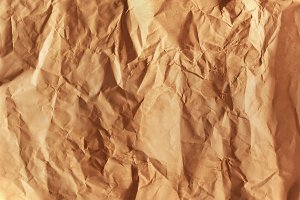 Old grunge creased paper texture