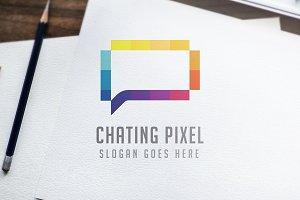 Chat Pixel - Logo