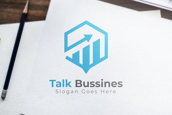 Talk Bussiness Logo