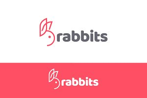 Rabbit Simple Logo