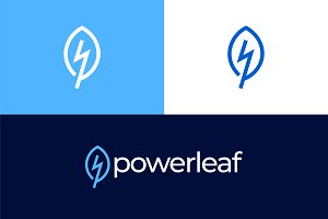 Leaf Power Logo