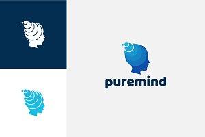 Human Logo Template