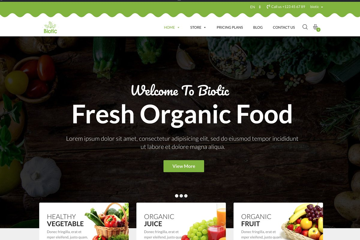 21+ Agriculture and Gardening WordPress Themes & Templates 2019 [ Download Now ]