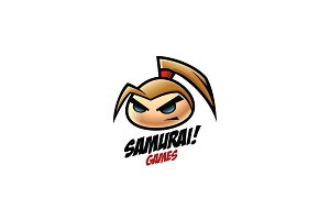 Samurai Game Logo