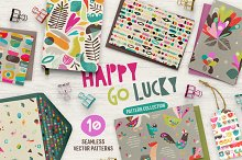 Happy Go Lucky Patterns