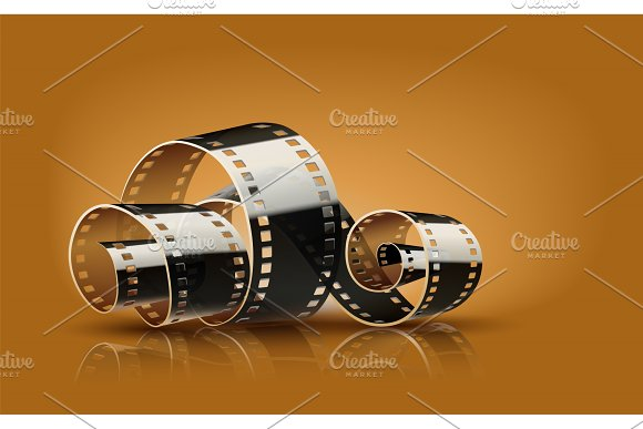 Movie Cinema Film Reel