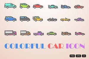 18 Car Icon
