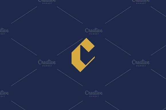 Caballero Letter C Logo