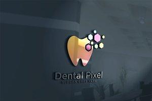 Dental Pixel Tech Logo