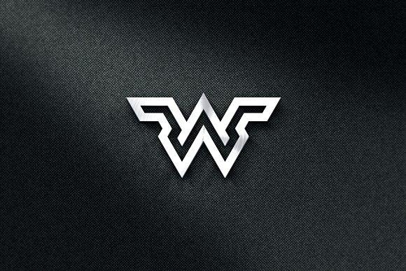 Letter W Logo