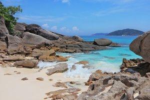 Similan Islands, Andaman Sea, Thaila