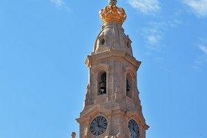 small Portuguese town of Fatima.