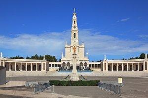Portuguese town of Fatima.