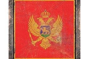 Montenegro State flag