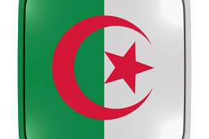 Algeria icon flag