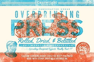 Overprinting Press