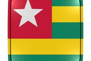 Togo icon flag