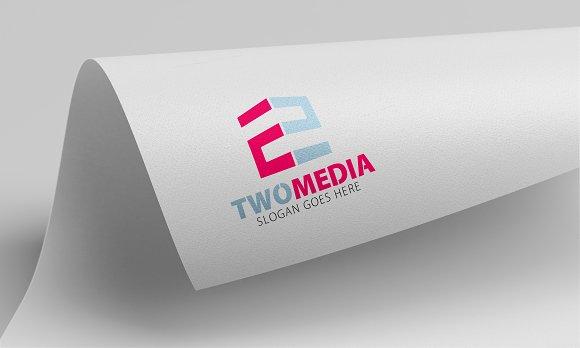 Two Media Logo