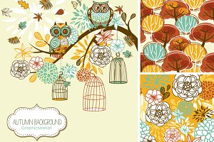 Fall Clip Art, autumn, thanksgiving