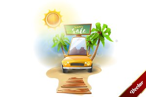 Summer offers car sales