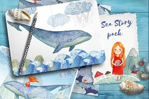 Sea story pack
