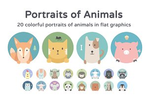 Portraits of Animals
