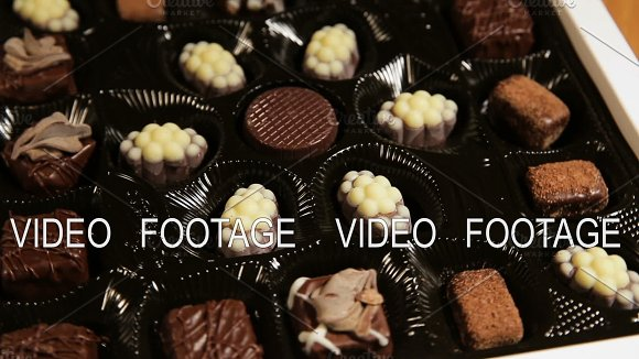 Chocolate Candies Collection