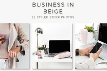 Business in Beige (21 Stock Photos)