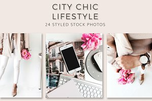 City Chic (Lifestyle Stock Photos)