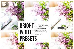 Bright White Modern Lightroom Preset