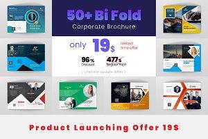 50+ Bi Fold Brochure Design