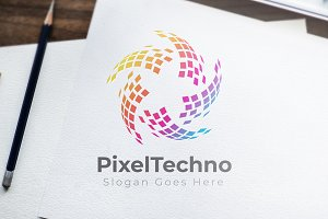 Pixel Technology Logo