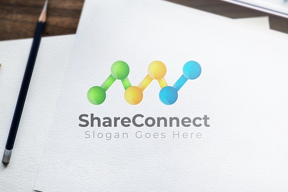 Share Connect Logo