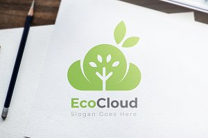 EcoCloud Logo