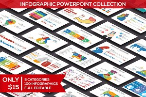Infographic Powerpoint Collection
