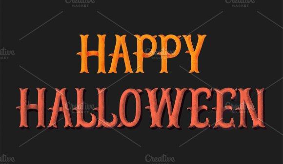 Happy Halloween Graphic