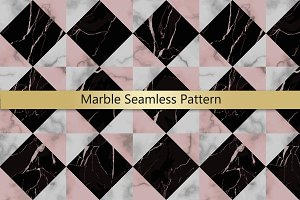 Marble Seamless Pattern