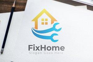 FixHome - Logo