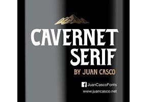 Cavernet Serif