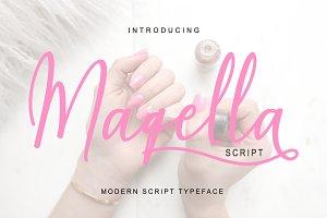 Maqella Script Off 30%