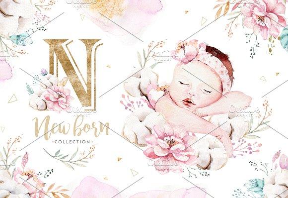 Newborn Baby Collection