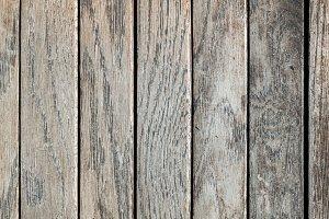 Worn Wood Flooring Background