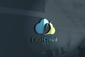 Leaf Cloud Logo