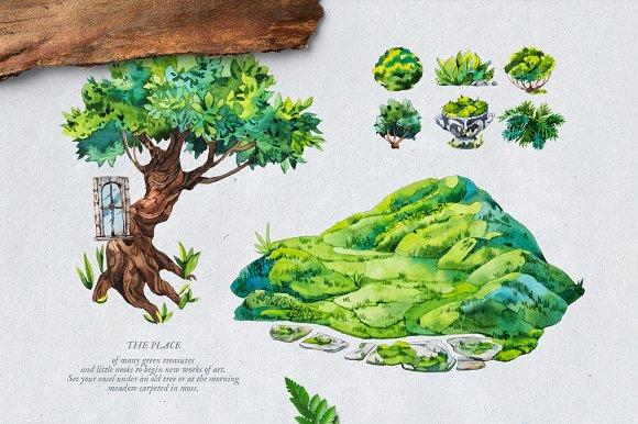 10% OFF Artist's Garden Miniatures