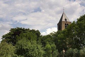 Giessen-Oudekerk in the Alblasserwaard