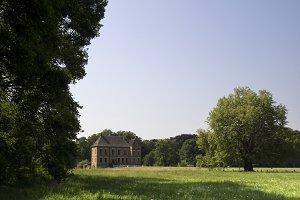 Landscape park castle Vorden