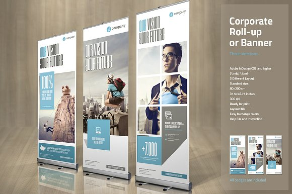 Business Roll-up Vol 5